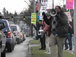Stand up for good green jobs in Southeast Seattle!