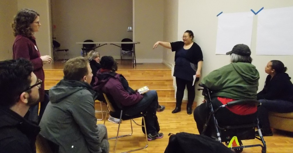 Women Speak Out Against Barriers to Accessing Healthy Food in South Seattle – Got Green's First Women's Leadership Institute Workshop Starts the Dialogue