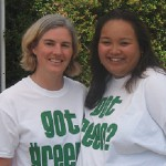 JOIN THE GREEN-A-THON VIRTUAL FUNDRAISING SQUAD!