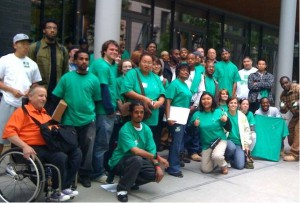 Young Workers in the Green Economy: We know what our community has so let's bring it!