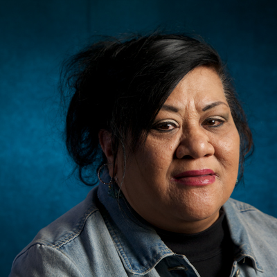 Food Access Leader Violet Lavatai