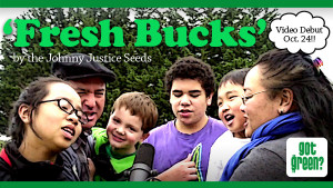 Delivering our promise to City Council! Fresh Bucks Campaign steps it up a notch…