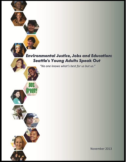 GotGreen YoungWorkerReport Cover
