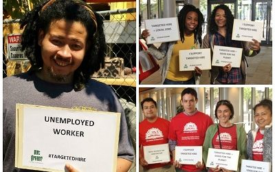 Targeted Hiring: Our Communities and Planet Can't Wait!