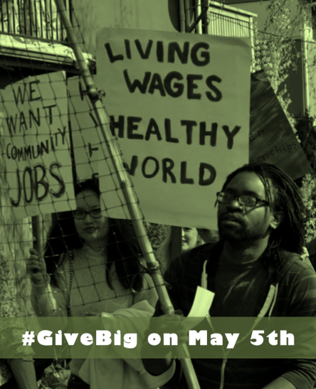 Give Big to Got Green on May 5th
