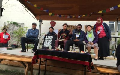 February 19th, 2016 – Grassroots Global Justice Community Forum