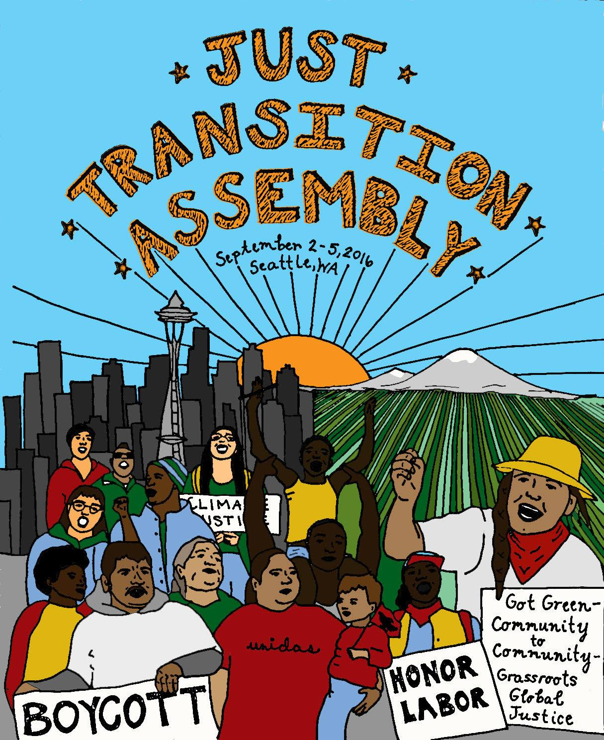 Just Transition Assembly